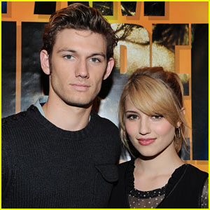 Dianna Agron & Alex Pettyfer: Engaged? Nope! | Alex ...