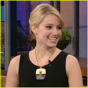 Dianna Agron Speaks Out Against Engagement Rumors
