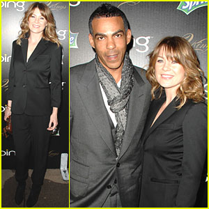 Ellen Pompeo & Chris Ivery: Two Kings Dinner!