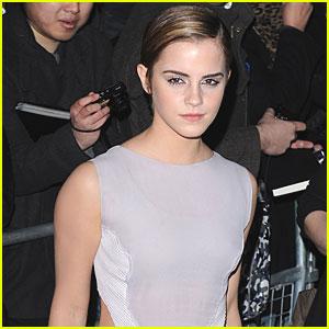 Emma Watston: Lancome's Newest Face!