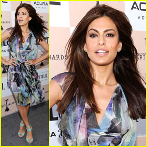 Eva Mendes - Spirit Awards 2