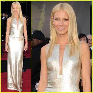 Gwyneth Paltrow - Oscars 2011 Red Carpet