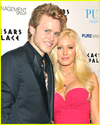 Heidi Montag & Spencer Pratt Head to Abu Dhabi
