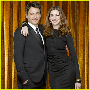 James Franco & Anne Hathaway: More Oscar Promo Pics!