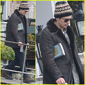 James Franco is Very Venice