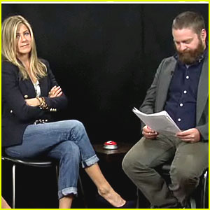 Jennifer Aniston: Between Two Ferns