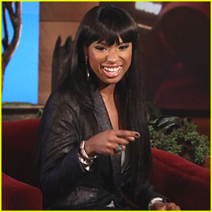 Jennifer Hudson Talks Weight Loss with Ellen DeGeneres