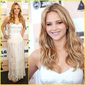 Jennifer Lawrence - Spirit Awards 2011