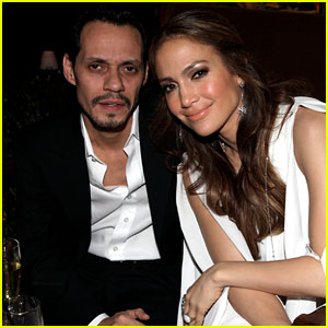 Jennifer Lopez & Marc Anthony: Grammy Presenters!