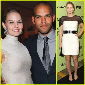 Jennifer Morrison of House & Amaury Nolasco @ STK in West Hollywood