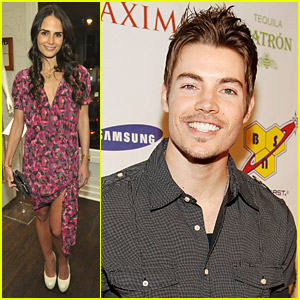 Josh Henderson & Jordana Brewster: Down With 'Dallas'