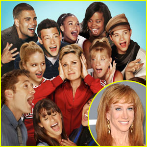 Kathy Griffin: Glee's Regionals Judge!