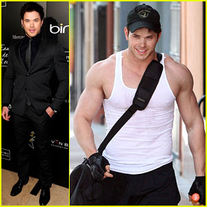 Kellan Lutz: Shortlisted for 'Bourne Legacy'!