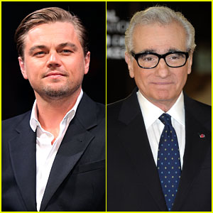 Leonardo DiCaprio: 'Wolf of Wall Street' with Martin Scorsese!