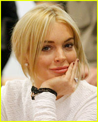 Lindsay Lohan: Back with Samantha Ronson?