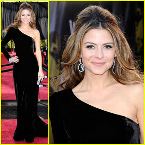 Maria Menounos - 2011 Oscars Red Carpet