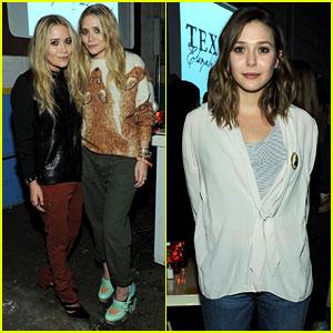 Mary-Kate & Ashley Olsen: Textile Elizabeth and James ...