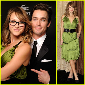 Matt Bomer: CDGA Presenter with Beau Garrett