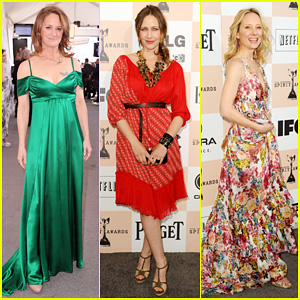 Melissa Leo & Vera Farmiga - Spirit Awards 2011