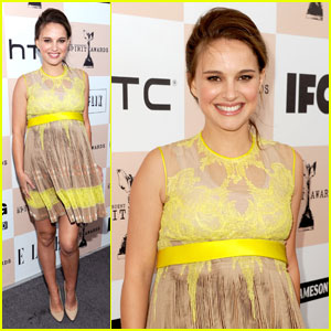 Natalie Portman - Spirit Awards 2011
