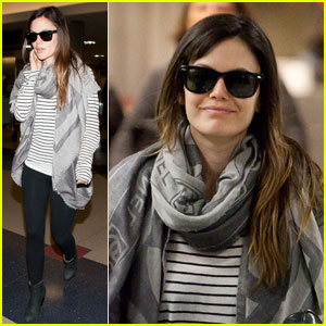 Rachel Bilson: From London to Los Angeles
