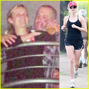 Reese Witherspoon: Date Night with Jim Toth!