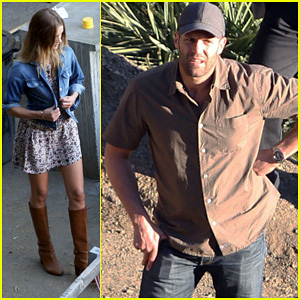 Rosie Huntington-Whiteley & Jason Statham: House Hunting!