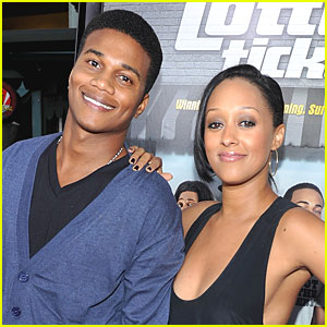 Tia Mowry & Cory Hardrict: Expecting a Baby Boy!