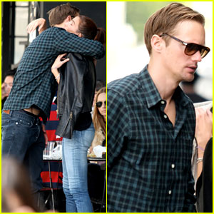 Alexander Skarsgard: 'Melancholia' Playing at Cannes!