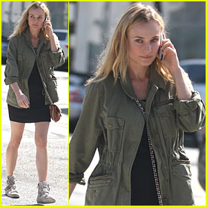 Diane Kruger: 'Unknown' is Action Oriented, Interesting Thriller
