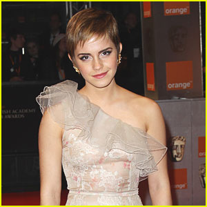 Emma Watson: Taking a Break from Brown