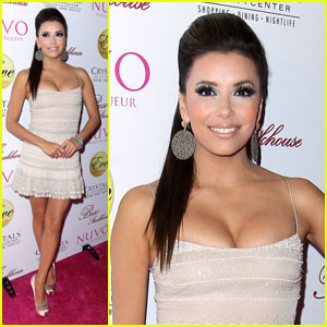 Eva Longoria: Vegas Birthday Bash!