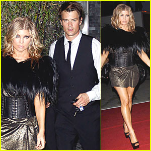 Fergie & Josh Duhamel: Park Plaza Wedding Guests