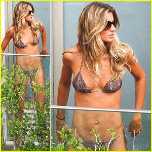 Gisele Bundchen: Bikini Babe in Brazil