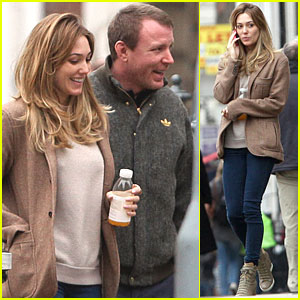 Guy Ritchie & Jacqui Ainsley: London Lovebirds