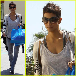 Halle Berry Has A Case of the Monday Blues