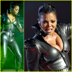 Janet Jackson Gets 'Up Close & Personal' in Toronto