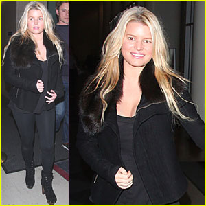 Jessica Simpson: 'X Factor' After All?
