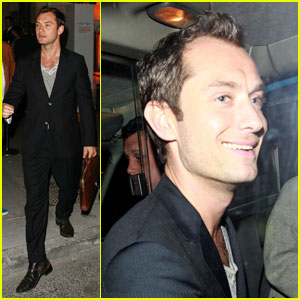 Jude Law: Art Plus Party