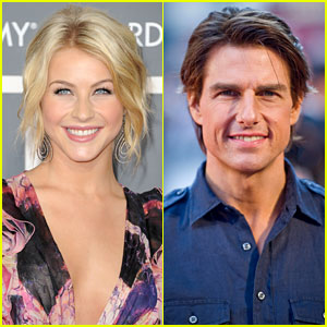 Julianne Hough: 'Rock of Ages' Movie with Tom Cruise!