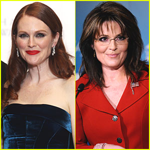Julianne Moore Playing Sarah Palin for HBO