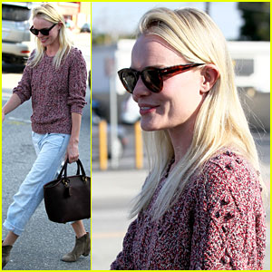 Kate Bosworth: Working with French Filmmaker!