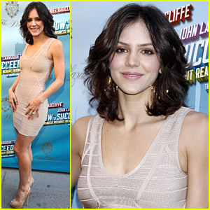 Katharine McPhee 'Succeeds In Business Without Really Trying'