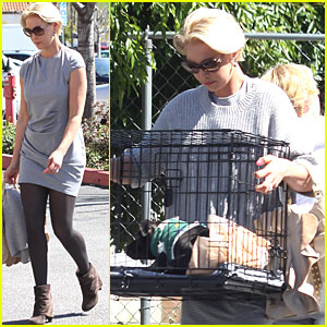Katherine Heigl Welcomes New Furry Friend