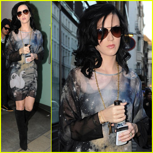 Katy Perry: London Shopping Spree!