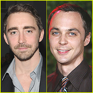 Lee Pace & Jim Parsons: 'The Normal Heart' on Broadway!