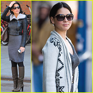 Olivia Munn: Billion Dollar TV Show Idea!