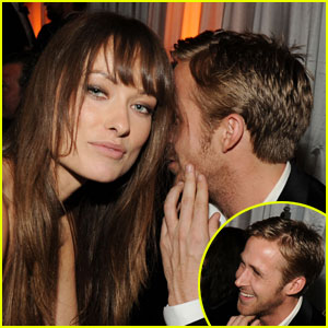 Ryan Gosling & Olivia Wilde: New Couple Alert?