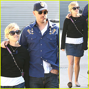 Reese Witherspoon: Church Service with Jim Toth