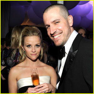 Reese Witherspoon Marries Jim Toth!